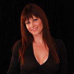 Juanita Diaz our Beautiful Vocalist