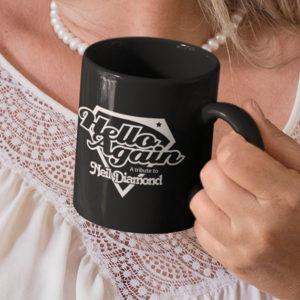 Mug 'Logo' Black