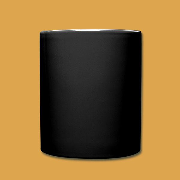 Mug 'Logo' Black Side